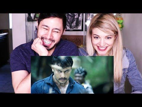 YAJAMANA | Darshan Thoogudeepa | Trailer Reaction!