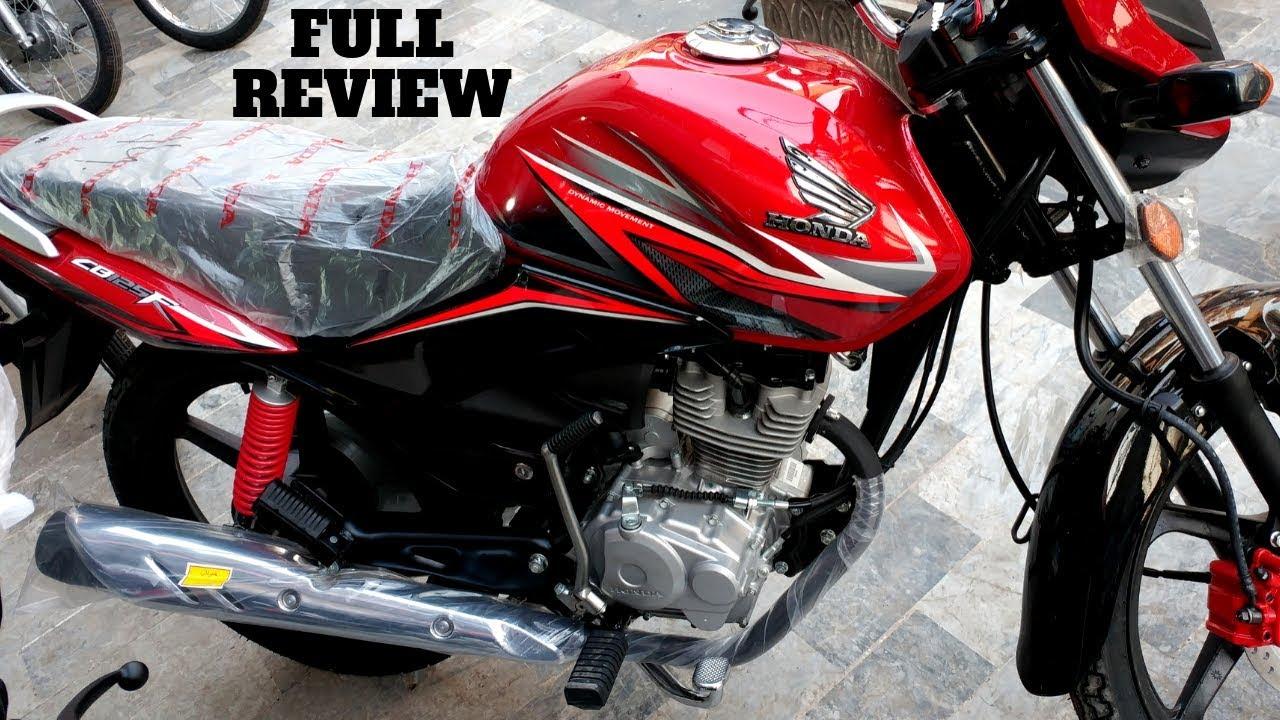 Honda Cb125f 2019 Special Edition Full Review On Pk Bikes