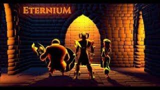 Eternium - Zerando o game mobile