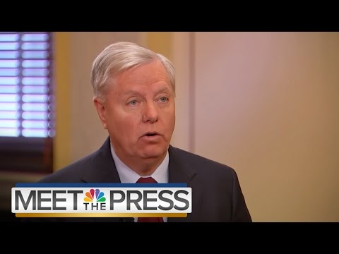 Lindsey Graham: Donald Trump