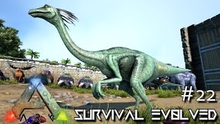 ARK: Survival Evolved - TAMING GALLIMIMUS NEW DINO UPDATE !!! - SEASON 3 [S3 E22] (Gameplay)