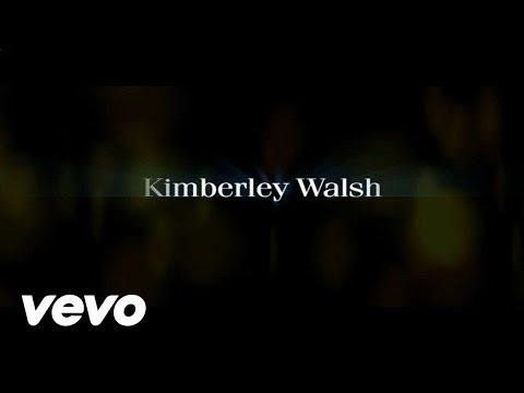 Kimberley Walsh - One Day I'll Fly Away (Lyric Video)