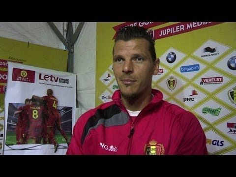 Belgium eye Argentina test