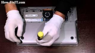 Samsung 530U3 (535U3 NP530U3 NP530U NP535U) BIOS reset, сброс БИОСА ноутбука