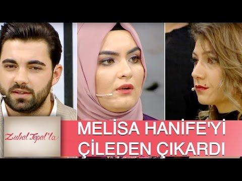 Zuhal Topal'la 108. Bölüm (HD) | Melisa'nın Serkan ile İlgili İtirafı Hanife'yi Çileden Çıkardı