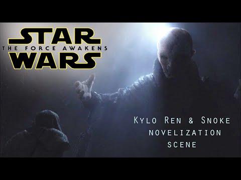 Kylo Ren & Snoke |Star Wars TFA audio|