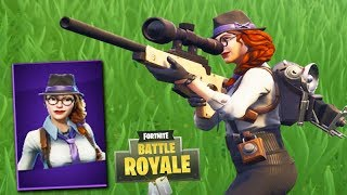 FORTNITE-NEW SKIN DETECTIVE of the YEARS 80!!! Epic