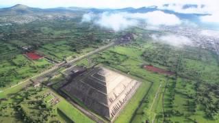 Vuelo en Globo Teotihuacan, Volare