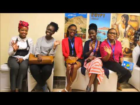African Union Youth Volunteer Corps [AU-YVC 7th Batch - The Pharaohs]