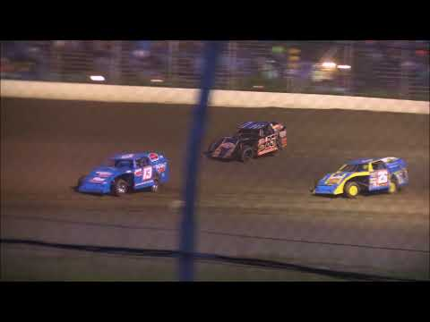 UMP Modified Heat #4 from Portsmouth Raceway Park, May 27th, 2018.