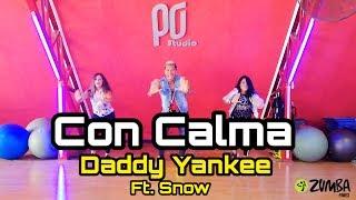 Con Calma - Daddy Yankee & Snow / ZUMBA / Choreography /Carlos Safary