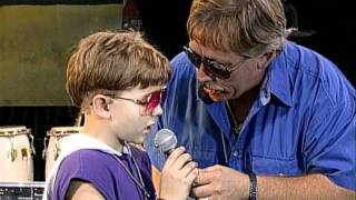 John Conlee - Rose Colored Glasses (Live at Farm Aid 1995)