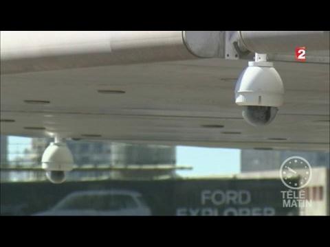 C'est un monde - La vidéo surveillance