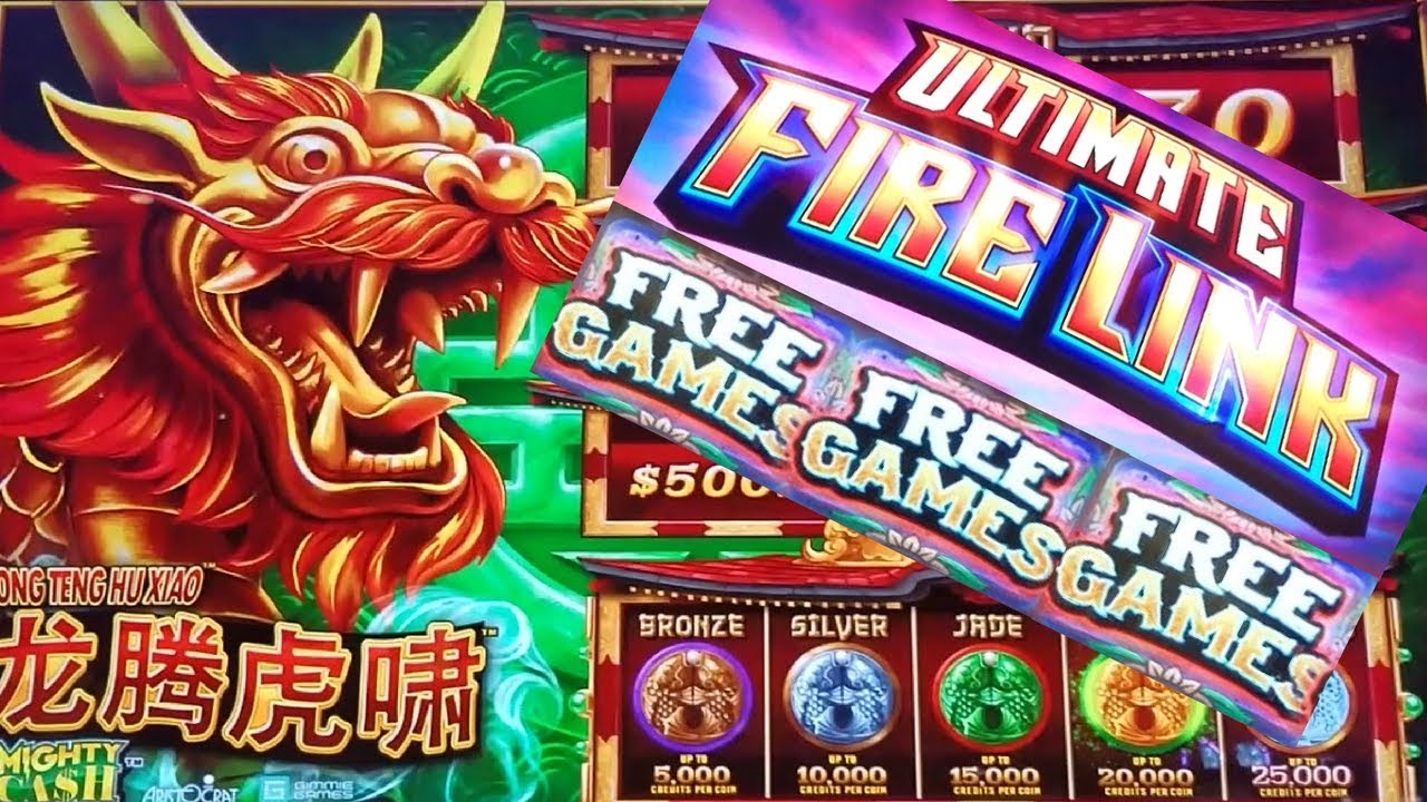 Feature Slot Machine Free Games