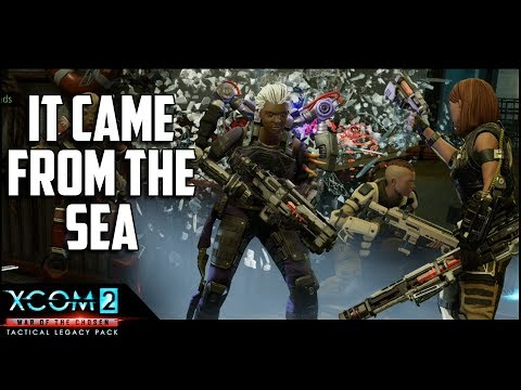 SAVE THE DJ SAVE THE WORLD - XCOM 2 Tactical Legacy Pack - Mission 4 Of 7 - Gameplay Lets Play