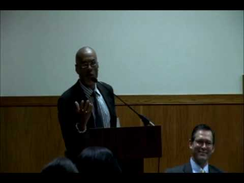David Drummond at Howard University School of Law