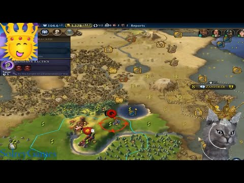 Civ 6 Real World Map Youtube