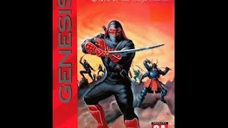 Shinobi III: Return of the Ninja Master Прохождение (Sega Rus)
