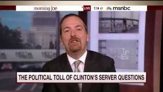 Morning Joe tears into Clinton over email spin: Do they really think American public is stupid?