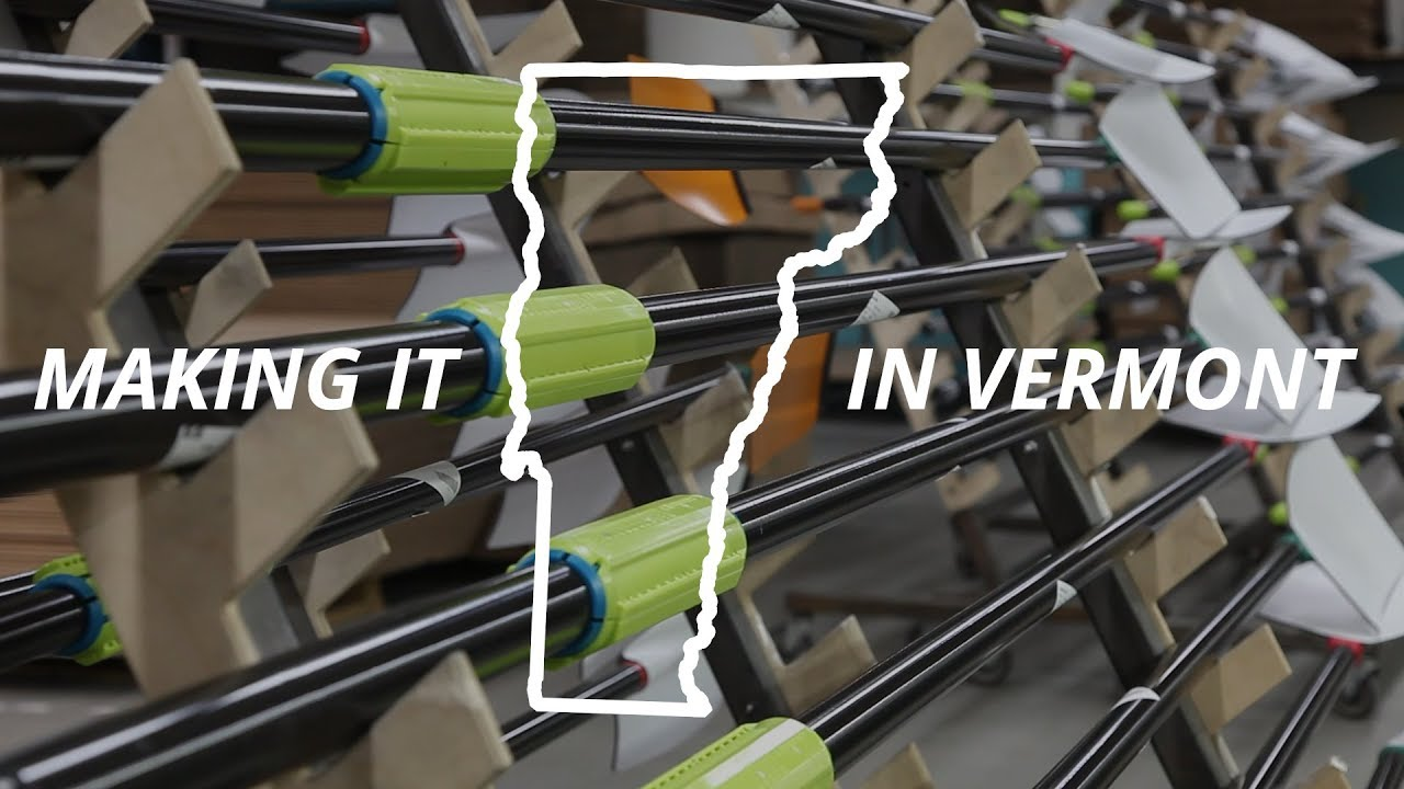 Making it in Vermont: Concept2 sets new standards for elite rowing