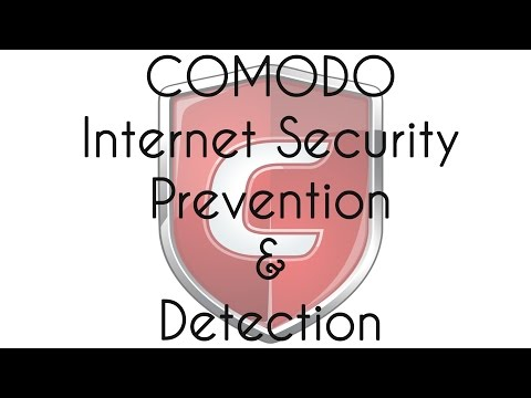 Comodo Internet Security Prevention and Detection Test