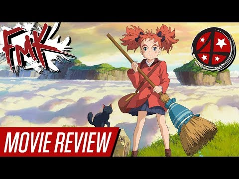 Mary and the Witch's Flower REVIEW | FMK at the Movies