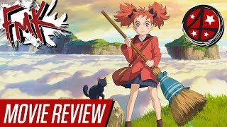 Mary and the Witch's Flower REVIEW   FMK at the Movies