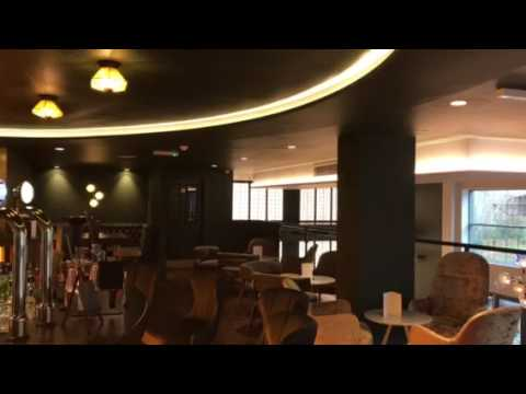 Skew Restaurant BOSE Music System Installation