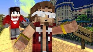 Minecraft Yugioh GX! - FIRST DAY OF SCHOOL! (Minecraft Roleplay) #2