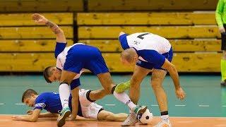 Nocna Liga Futsalu: MMWM Ostrołęka - X-Car Autolakiery