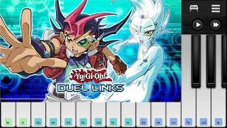 Yu-Gi-Oh! Duel Links: Yuma and Astral Theme Piano Tutorial SOLDIERDIEGO / ELSOLDIERDIEGO