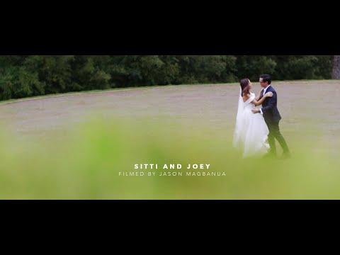 The Wedding of Sitti Navarro and Joey Ramirez