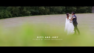 The Wedding of Sitti Navarro and Joey Ramirez