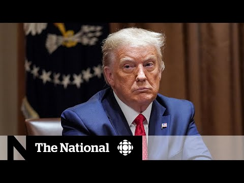 CBC News: The National: Supreme Court rules N.Y. prosecutors can access Trump's tax returns
