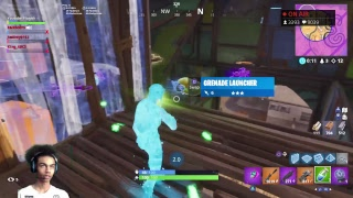 Best Solo Player on Fortnite | Best Shotgunner on PS4 | 2140+ Solo Wins