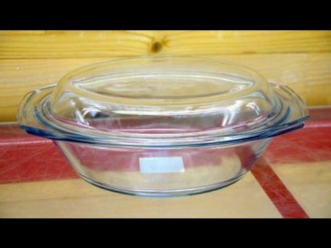 Вопрос: Как пользоваться посудой для выпечки из жаропрочного стекла?