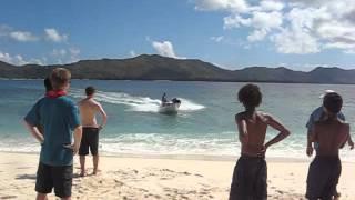 Plage des Grenadines
