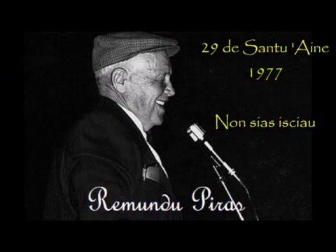 Non sias isciau - Remundu Piras