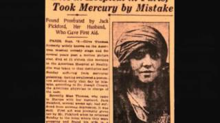 The Olive Thomas Project: The Story Mary Pickford told.
