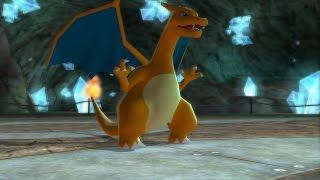 神奇寶貝 Pokemon 噴火龍/リザードン/Charizard ~ 戰鬥影片