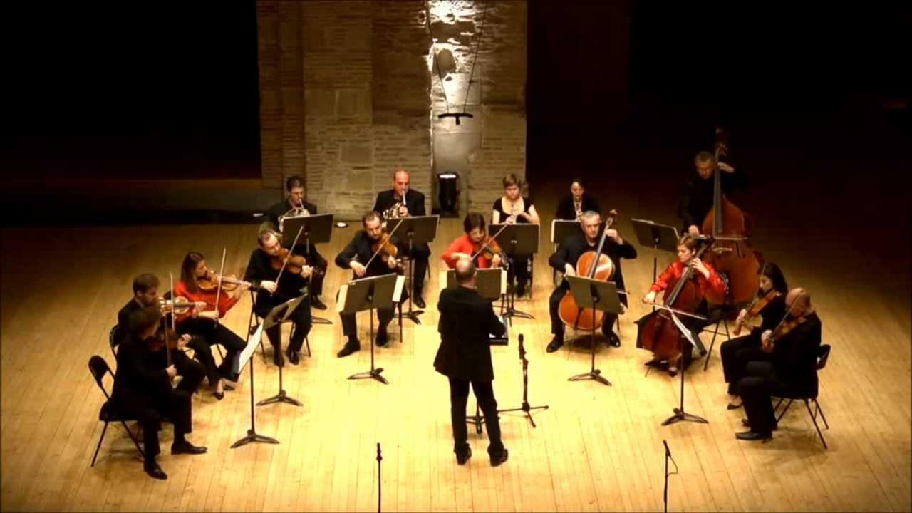 Vid o orchestre de chambre de toulouse luigi boccherini - Orchestre chambre toulouse ...
