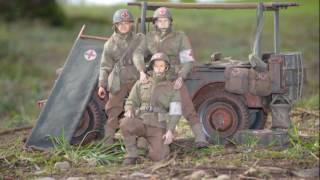 ww2 28th keystone infantry divsion in action figures