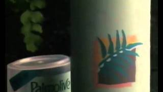 Palmolive hand soap commercial TVC 1992 NZ
