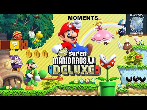 Best Of BSC Plays: New Super Mario Bros U Deluxe