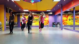 G Girls- call the police/zumba choreo