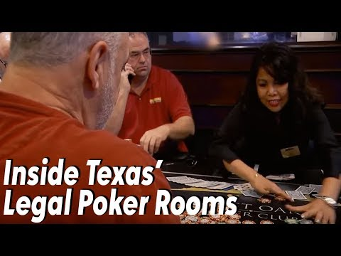 Secret Behind Legal Poker Rooms