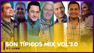 Son Típicos Vol 3.0 - Dj José ( Mix De Típico 2021 ) ✅