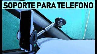 Base para Telefono para Parabrisas (prueba de funcionamiento)/Review
