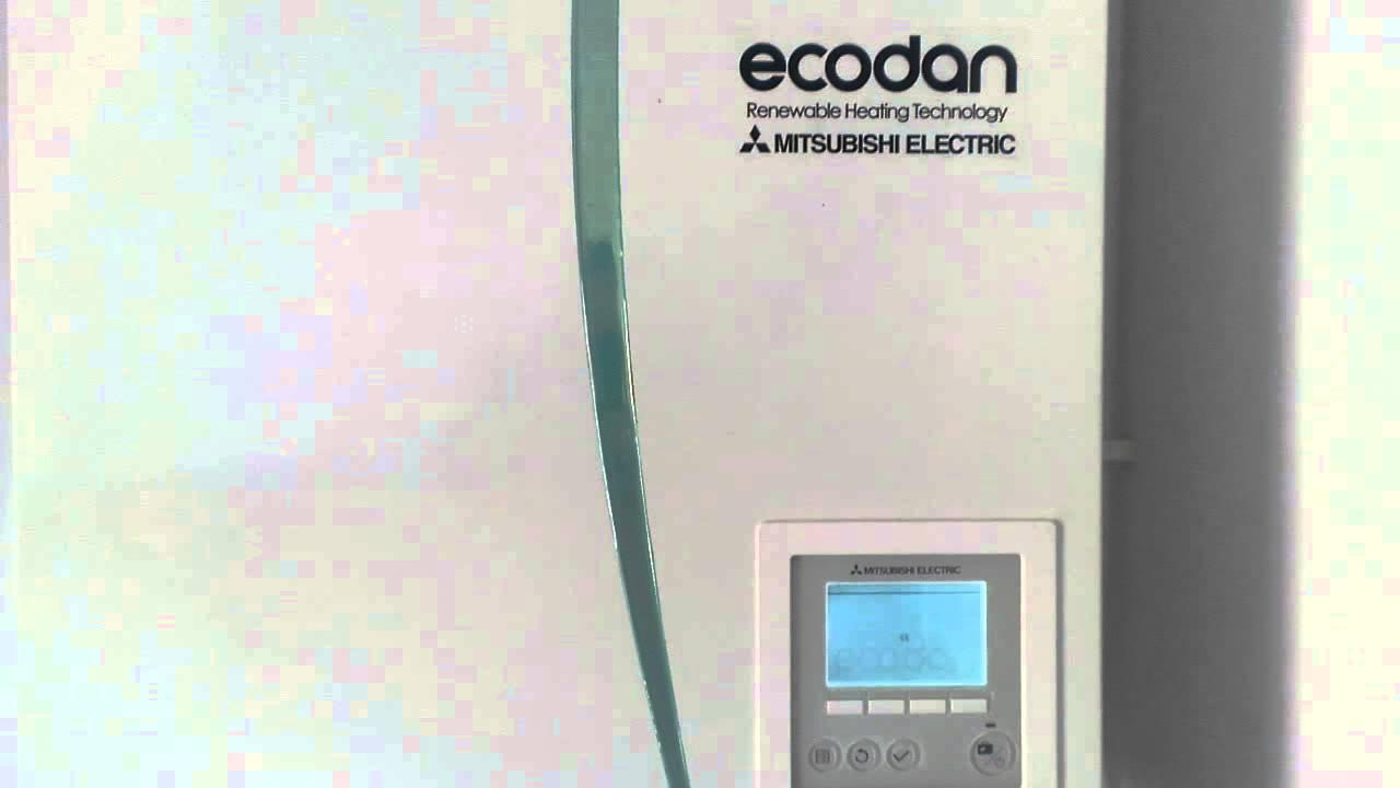 New Mitsubishi Electric Ecodan Ersc Vm2b