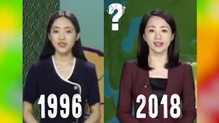 Chinesische Moderatorin ALTERT NICHT seit 22 Jahren!